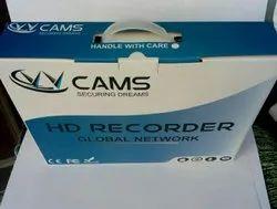 DVR Packaging Box