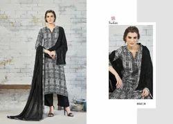 Pashmina Designer Suit