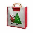 Juteberry Cotton Striped Bag