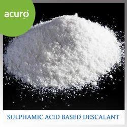 Sulphamic Acid Based Descalant