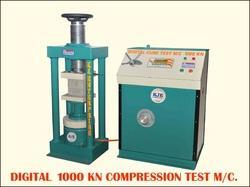 Compression Testing Machine Cube Testing Machine 1000 Kn