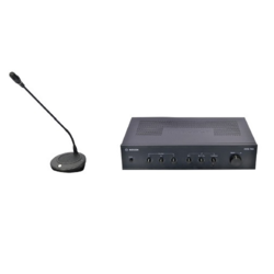BOSCH CCS700 Series Analog Audio Conference System