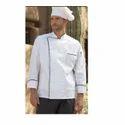 White Male And Female Hotel Uniform