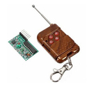RF Receiver with Remote