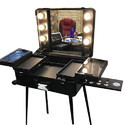 LED Vanity Makeup Case