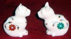 Alabaster Animal Figures