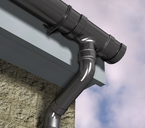Gutter System Upvc Gutter Systems Manufacturer From