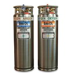 Dura Cylinders for Liquid Nitrogen