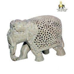 Royal Elephant Statue