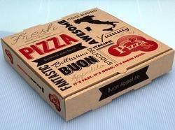 """10"""" Corrugated Pizza Box"""