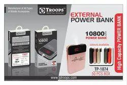 Troops Tp-1074 10800mah Power Bank