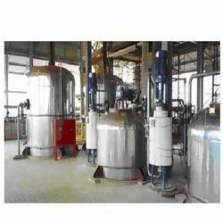 Deacidifier Distillation  Plant