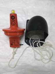 Intrinsically Safe Lifebuoy Lights L161 and L163 - Daniamant