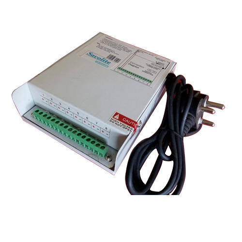 CCTV SMPS - 8 Channel CCTV SMPS Power Supply Manufacturer from Ahmedabad