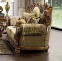Luxury Wooden Sofa set