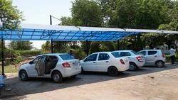 FRP Car Parking Shad