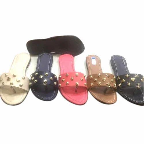 e3c7c5fde Ladies Fashion Slipper - Ladies Rubber Designer Slippers Wholesaler ...