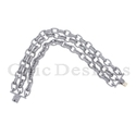 Three Line Diamond Bracelet