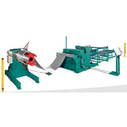 Cutting Line with Cantilever Uncoiler