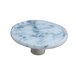 KW-263 Marble Cake Stand