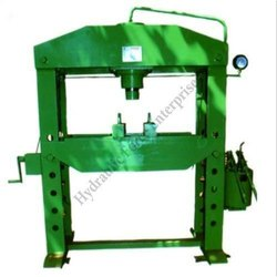 Hydraulic Work Shop Press Hand Operated
