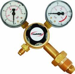 Single Stage Double Gauge Cylinder Regulator AC/OXY/AR/CO2