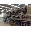 Newsprint Paper Machinery