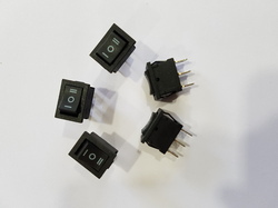 Rocker Switches ON-OFF-ON