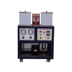 Water To Water Heat Pump Test Rig