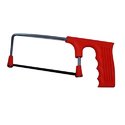 Junior Hacksaw With Plastic Handle Chrome Plated