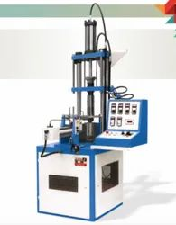 Fully Auto Vertical Plunger Injection Moulding Machine