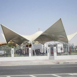 Roof Tensile Structures
