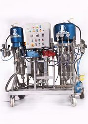 Two Components Spray Machine