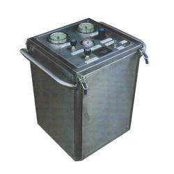 Air Driven Nitrozen Gas Booster System