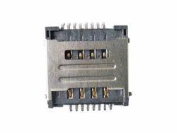 MUP-C746 Dual SIM Card Connector SMT Type