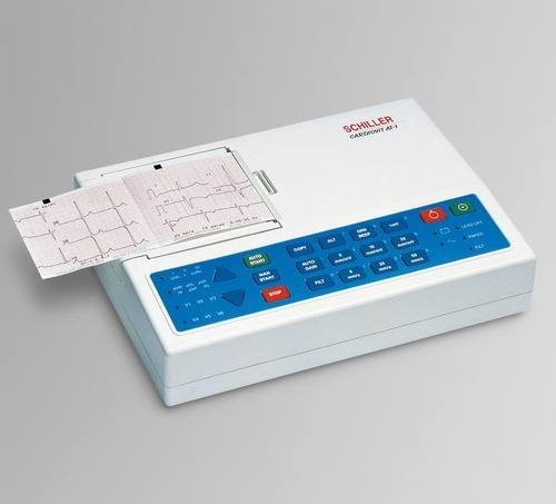 Cardiovit AT-1 3 Channel ECG Machine