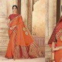 Silk Weaving Party Wear Saree