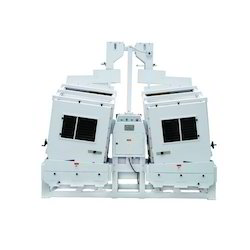 Double Body Paddy Separator Butterfly
