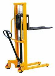 Hydraulic Stacker Machine