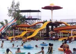 Family Multi Water Slides