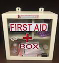 Wall Mounting First Aid Box