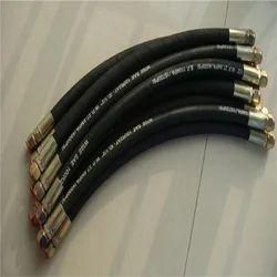 Rubber Hydraulic High Pressure Hose