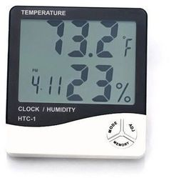 Thermo Hygrometer (Mechanical)