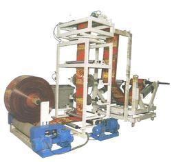 Gusset Machine
