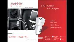 Pebble USB Car Charger