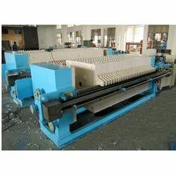 Plate Filter Press