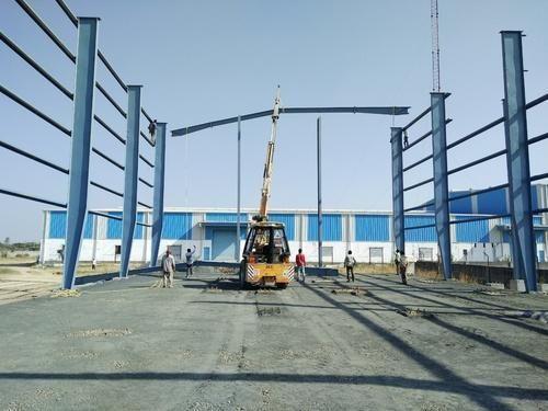 Pre Fabricated Steel Building