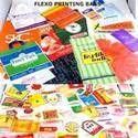 Flexo Printed Pouches