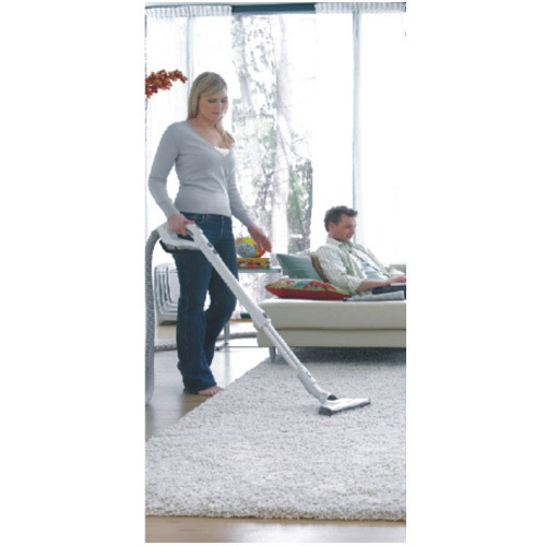 Clean Air With HEPA Central Vacuums
