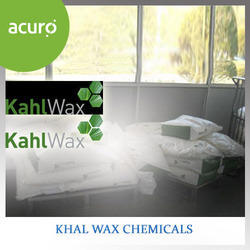 Khal Wax Chemicals